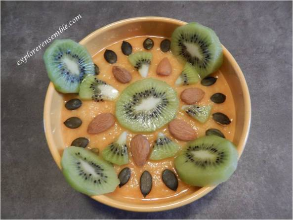 fruits mandala bowl vegan