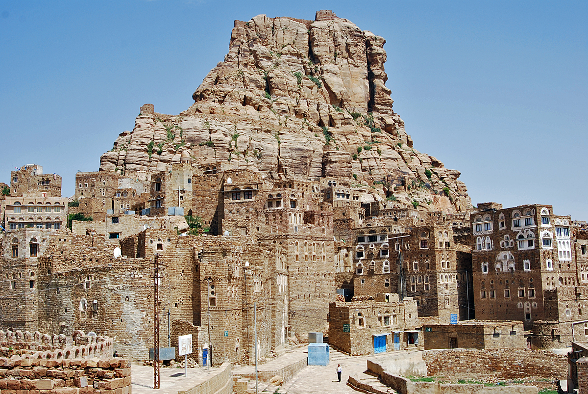 The old town of Thulla