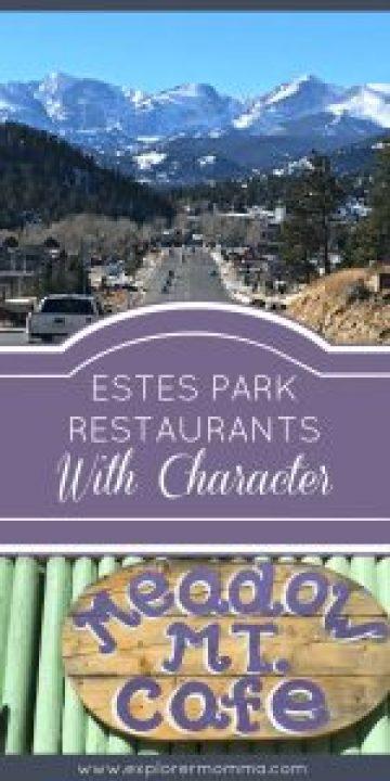 Estes Park Restaurants