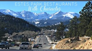 Estes Park Restaurants feature