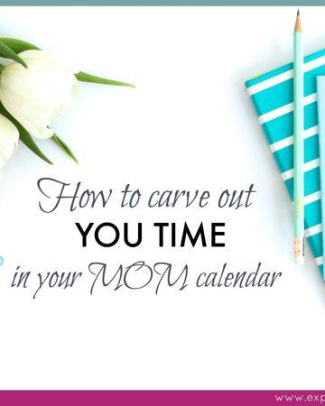 Mom calendar feature
