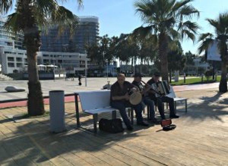 Georgian musicians