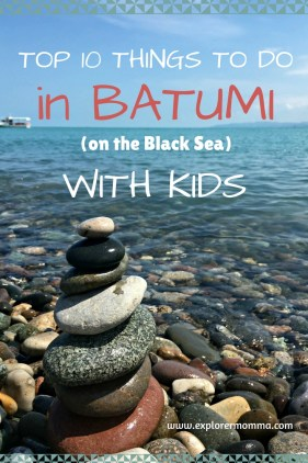 Batumi things to do