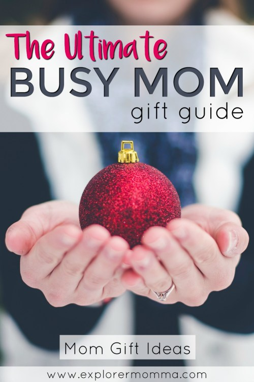Busy Mom Gift Guide