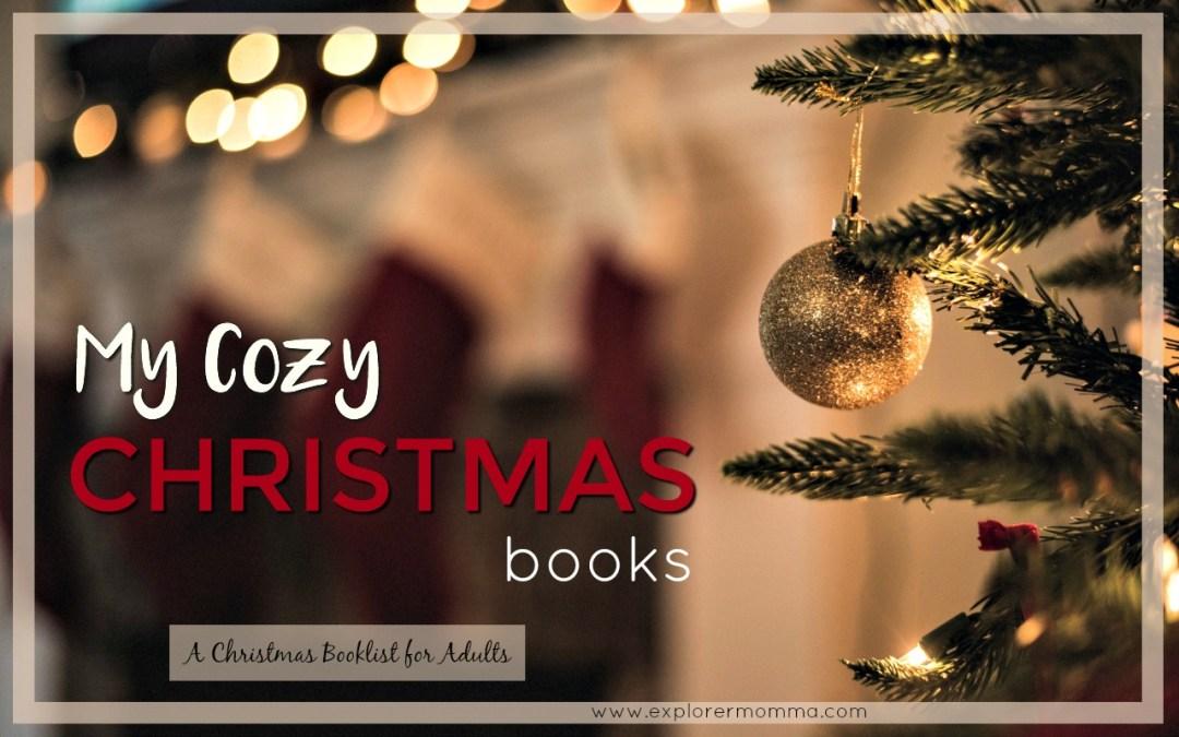 My Cozy Christmas Books: A List