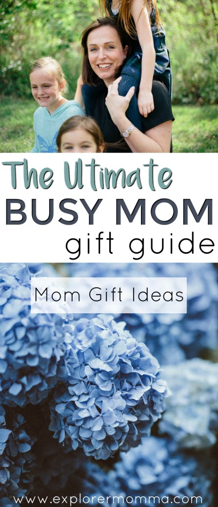 Mom Gift Ideas pin