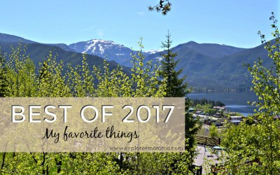 Best of 2017: My Favorite Things
