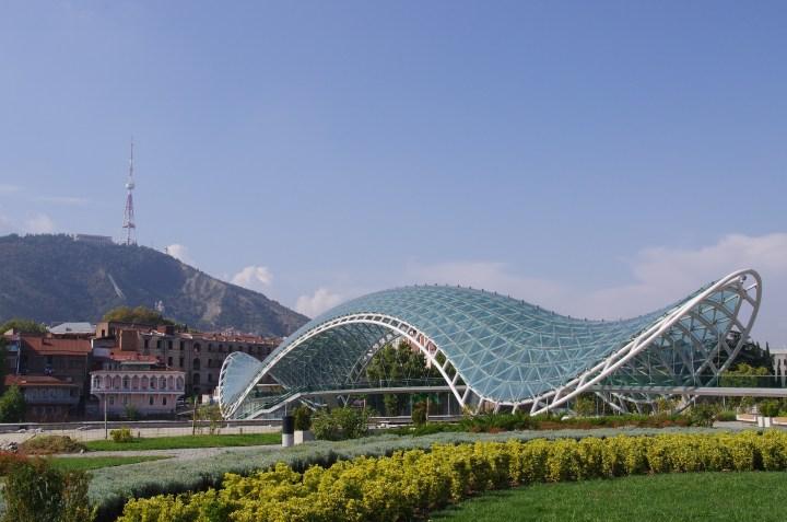 Tbilisi Peace Bridge