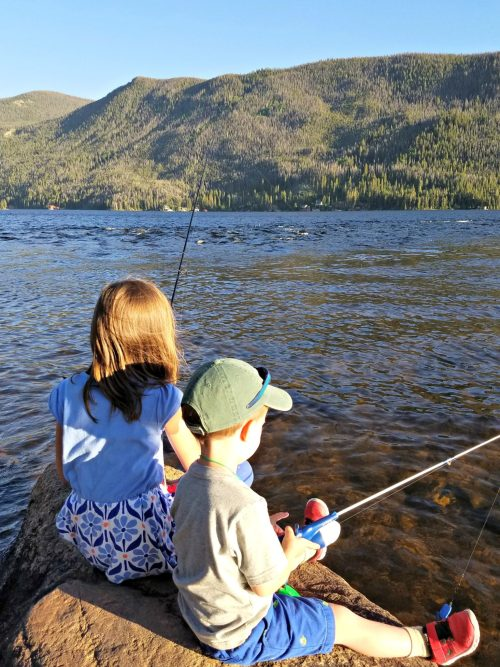 Things to do in grand lake colorado explorer momma for Buy fishing license near me