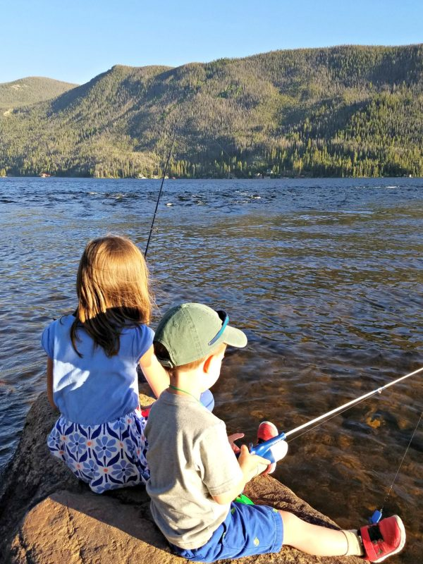 Fishing things to do in Grand Lake, Colorado