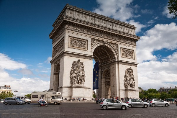 Arc de Triomphe, Let's Plan a Trip to Paris