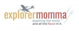 Explorer Momma header, exploring the world and all the flavor in it #familytravel #ketorecipes