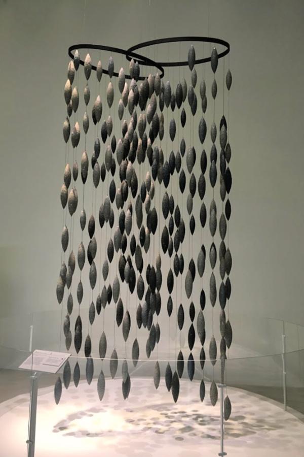 Corning Museum of Glass. Modern Art glass display. #cmog #corningnewyork