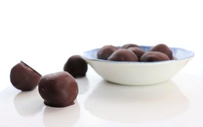 Low Carb Keto Chocolate Truffles