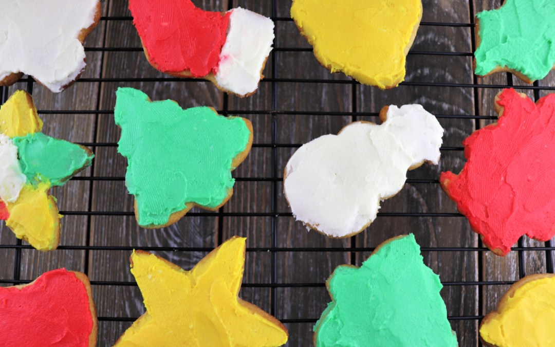 Keto Cut Out Sugar Cookies