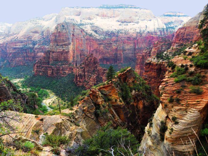 Zion National Park, Utah #utahnationalparks #zionnationalpark
