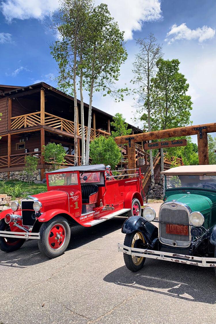 Grand Lake Lodge for brunch. Best restaurants in Grand Lake CO. #grandlakelodge #grandlakeco