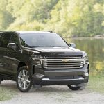 A Look At The All New 2021 Chevy Tahoe Explorer Rv Club
