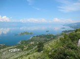 Murici, Lake Skadar National Park, Montenegro. Looking over to Albania