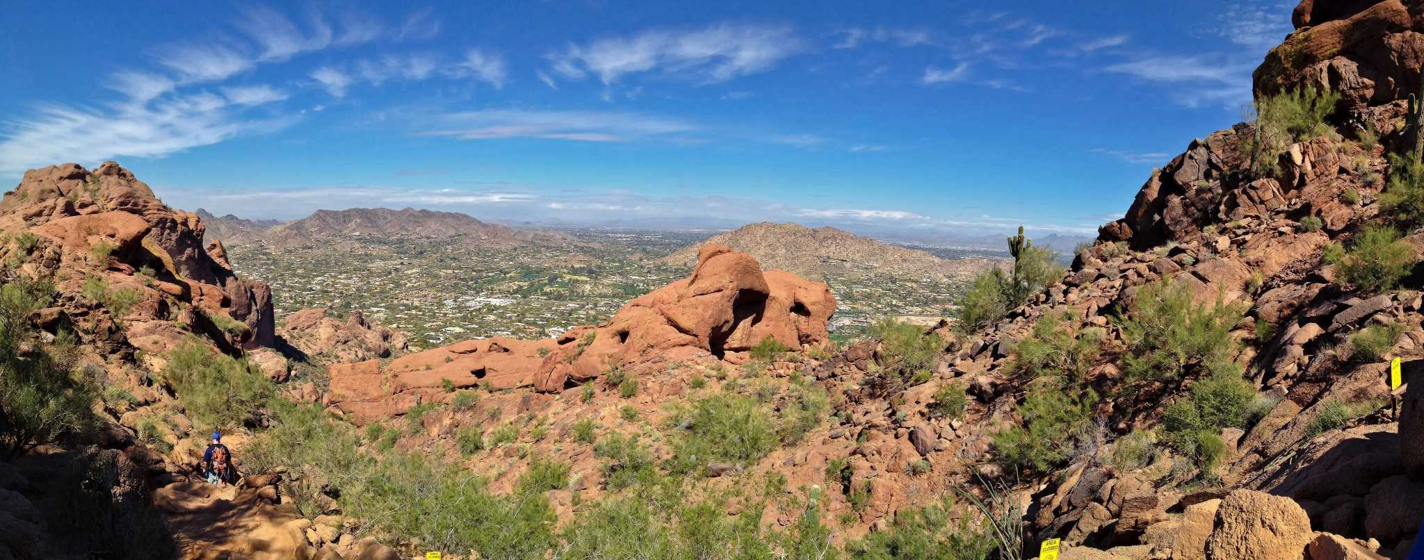 Many hike, stop, snap pictures and enjoy the challenge while others. Camelback Mountain Phoenix Arizona The Explorer S Passage