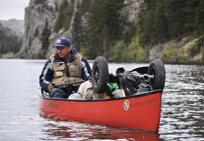 Neal Moore (Source » ExplorersWeb)