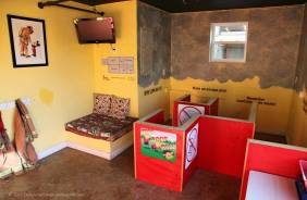 Fire Safety classroom for children