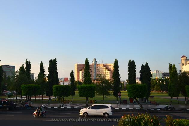 Lapangan Simpanglima Semarang