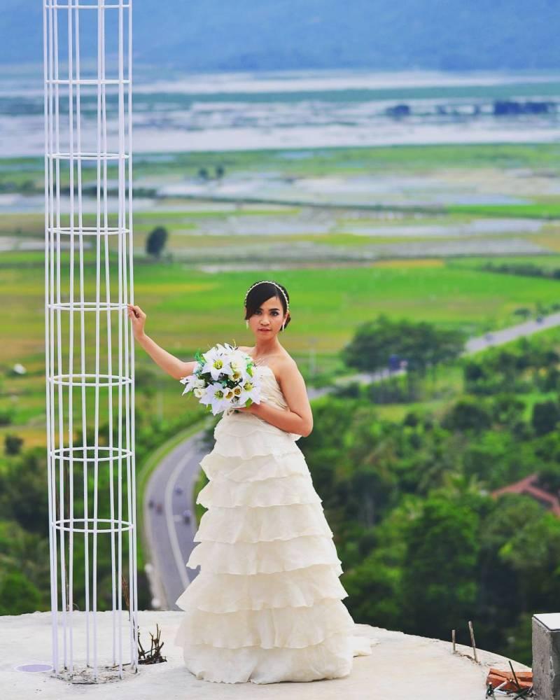 Pre Wedding Eling Bening