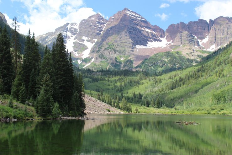 Maroon Bells - White River National Forest