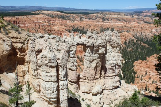 One of the views from Bryce Point - Bryce Canyon National Park