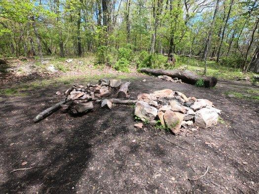 4 Mile Campsite - 5-2-2020