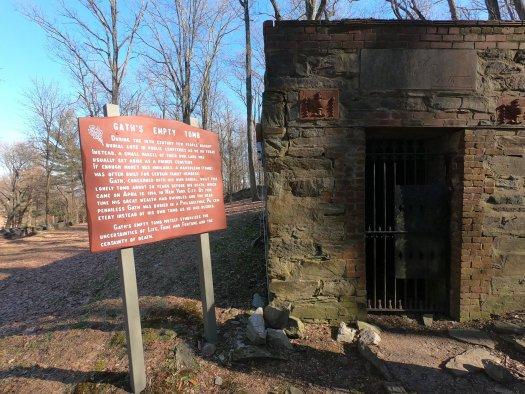Gathland State Park Tomb - 12-27-20