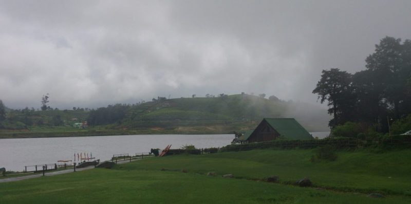 One of Inevitable Places to Visit in Sri Lanka - A nice view of Gregory Lake Park