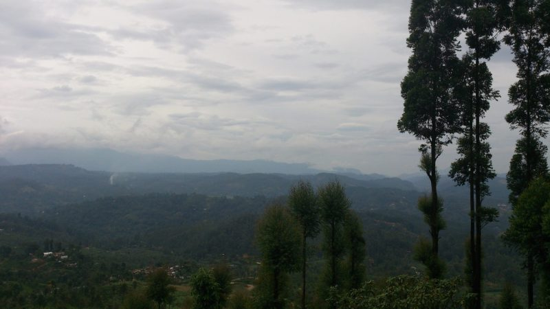 Panoramic View from Adisham Bungalow