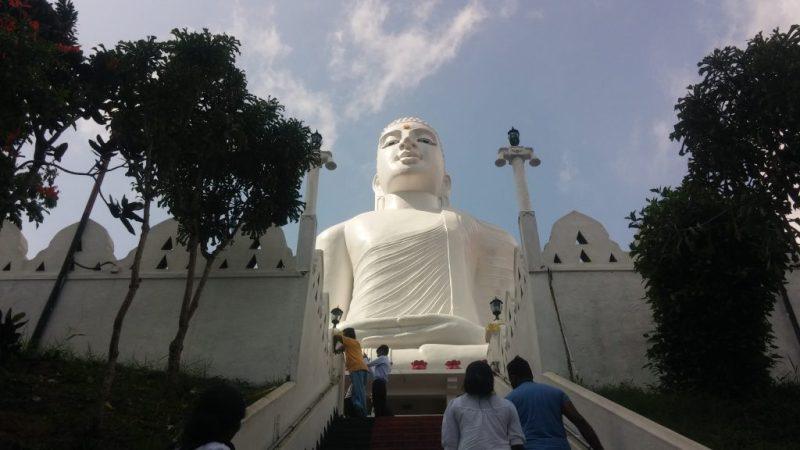 Bahirawa Kanda Statue