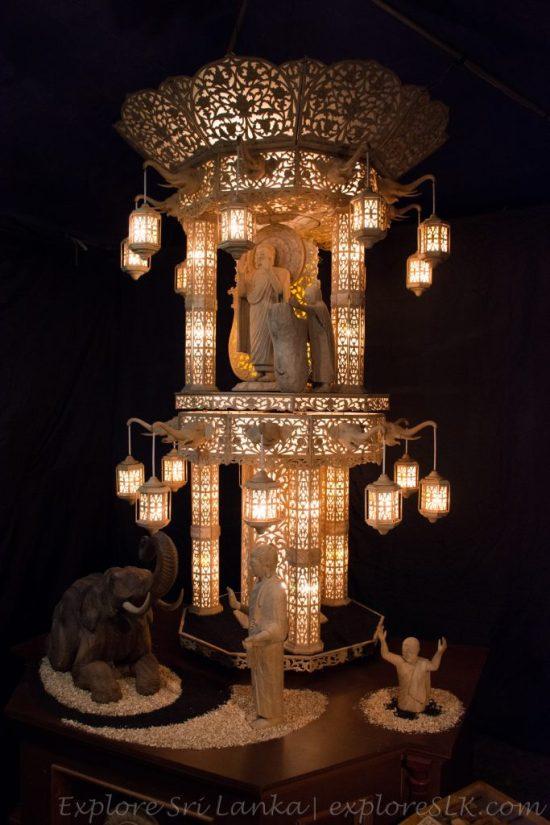 poson lanterns