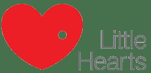little hearts logo