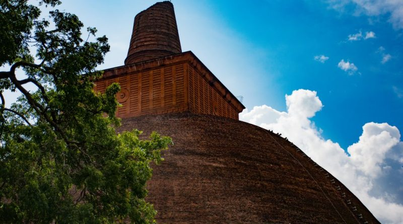 jethawanarama stupa