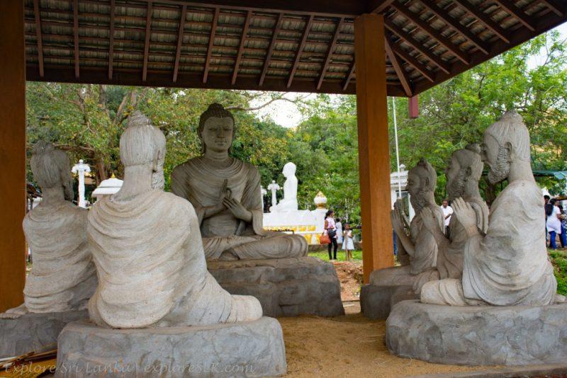 First Followers of Lord Buddha