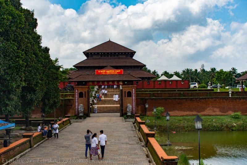Manelwatta Temple