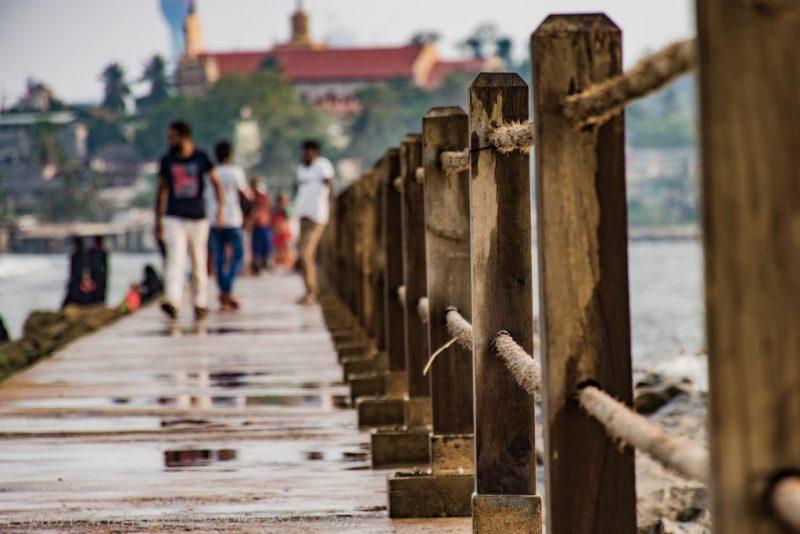 Footpath by Sea