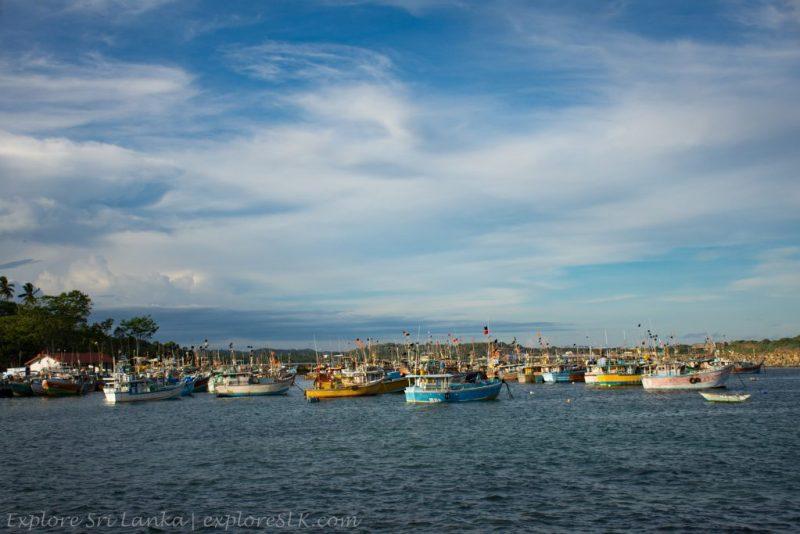 Nilwella Fishery Harbour