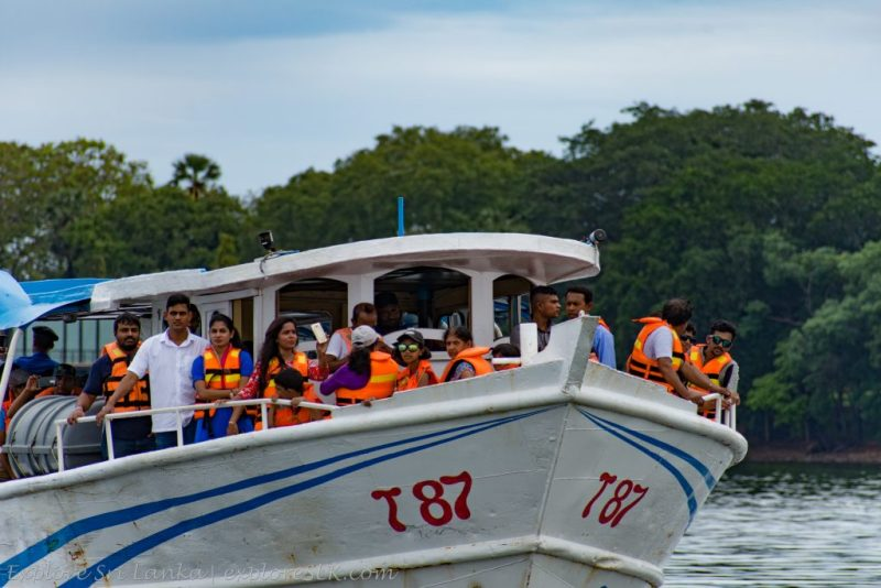 Trincomalee Harbour