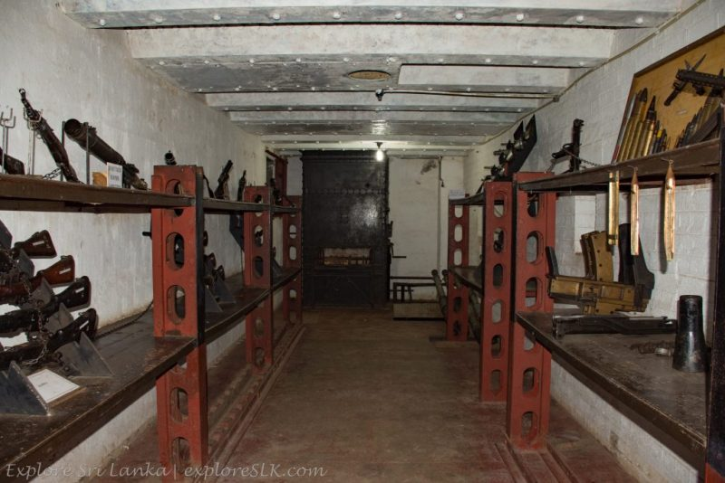 Underground Weapon Depository
