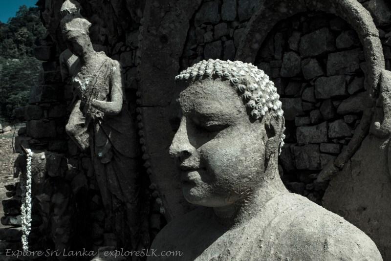 Kadadora Vihara Buddha Statue