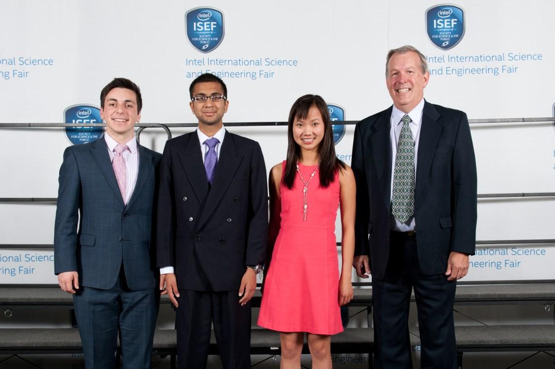Intel ISEF 2014