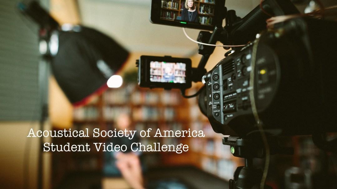 University Student Video Challenge