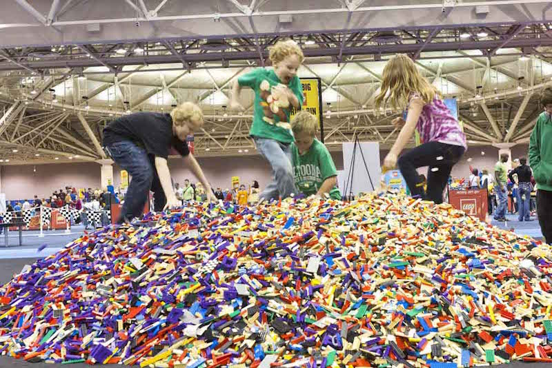 Image result for lego mound