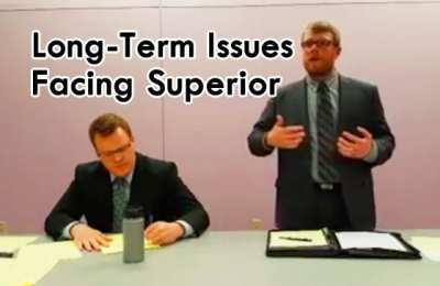 Explore Superior mayoral forum tackles long-term issues facing Superior