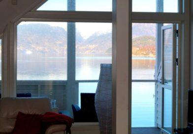 Sjøhuset Skånevik: – Familieleiligheter med fjordutsikt
